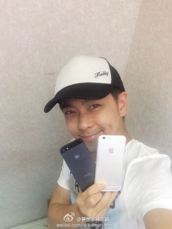 Jimmy Lin's iPhone 6 tease said to be genuine