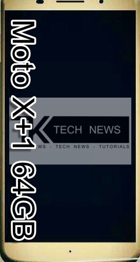 New Moto X+1 images leak, veracity already questioned