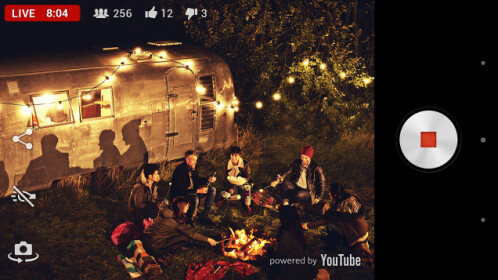 New app lets Sony Xperia Z2 owners broadcast live video via YouTube