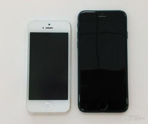 Black iPhone 6 dummy