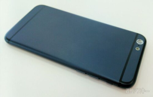 Black iPhone 6 dummy