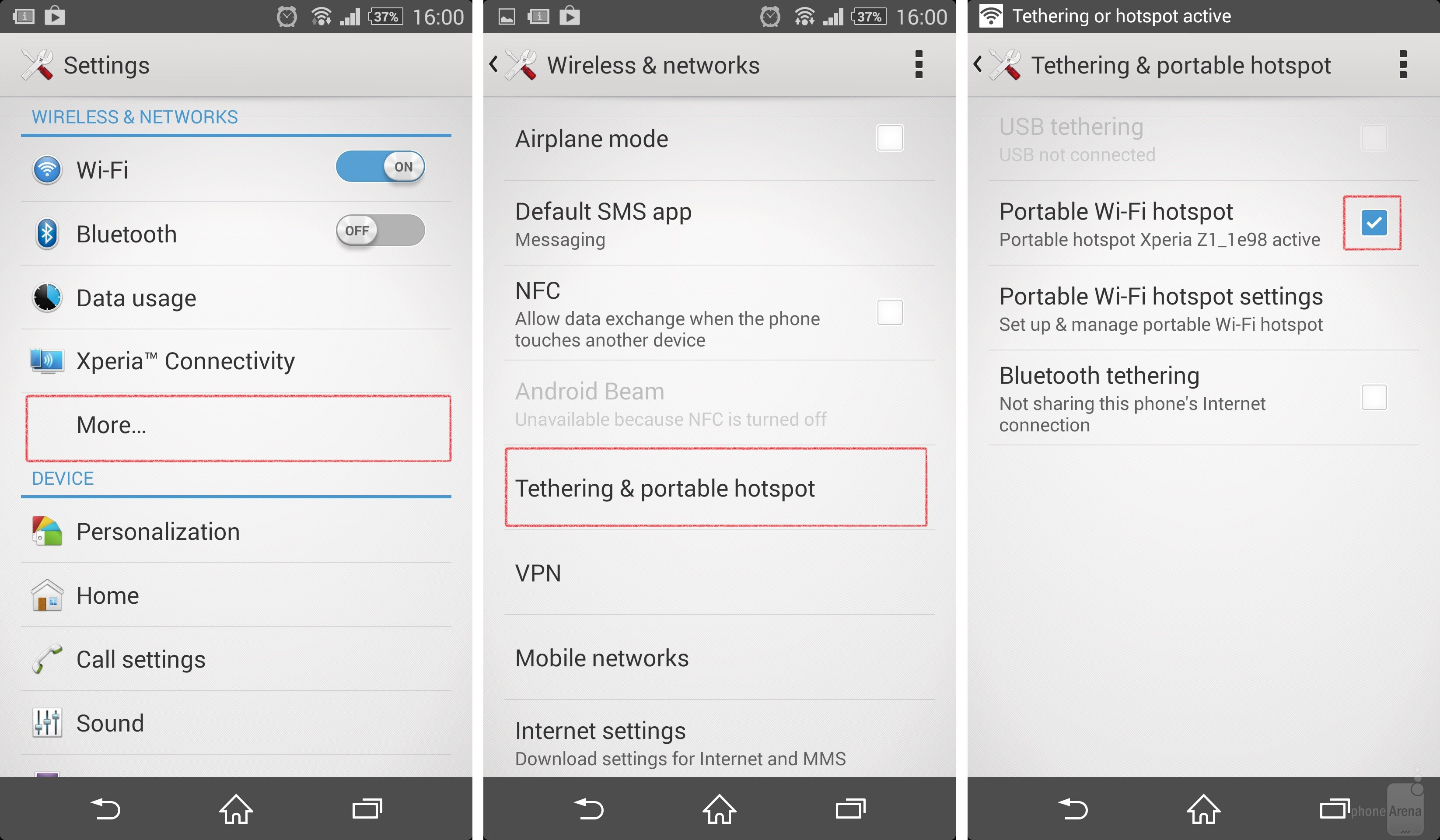 How To Create A Portable Hotspot On Your Android Device