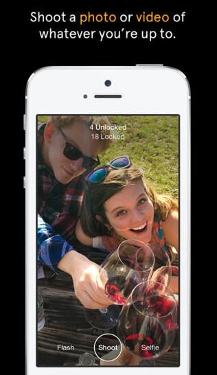 Slingshot is Facebook's take on the Mission Impossible self-destructing message app
