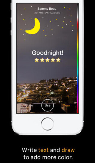 Slingshot is Facebook's take on the Mission Impossible self-destructing message app