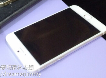 "5.5"" Apple iPhone 6 leaks, as Jimmy Lin strikes again"