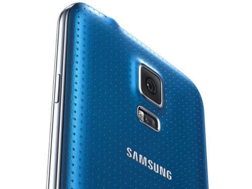Perforated back cover design a la GS5