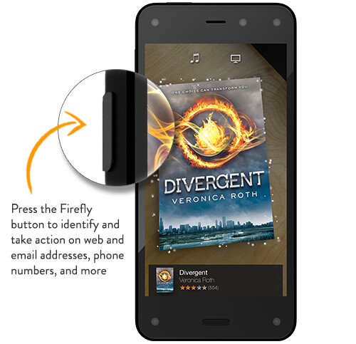 Amazon Fire Phone: all the official images
