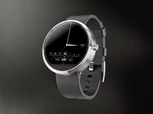 Motorola reveals 10 finalists of its Moto 360 Watch Face Design Contest