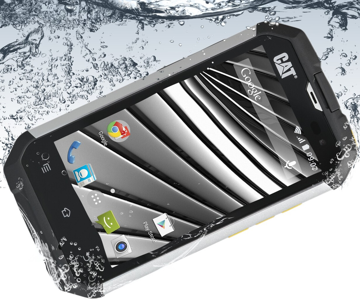 Cat B15q The World S Toughest Android Kitkat Smartphone