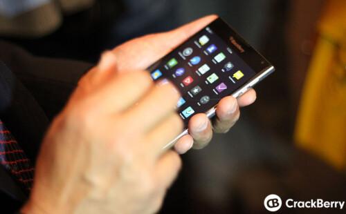 The BlackBerry Passport and BlackBerry Classic