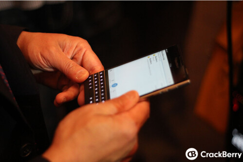 The BlackBerry Passport and BlackBerry Classic