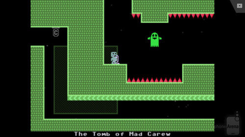 VVVVVV screenshots