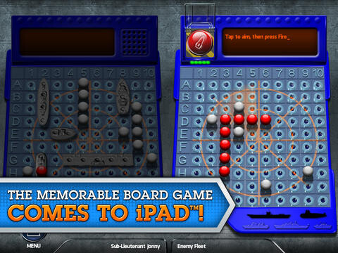 Battleship for iPad