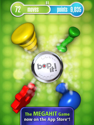 Bop It! for iPad
