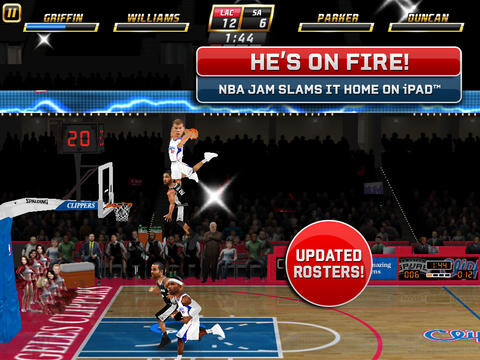 NBA Jam by EA Sports for iPad