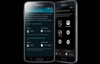 Did you know you could add more apps to the Ultra Power Saving Mode on the Galaxy S5?