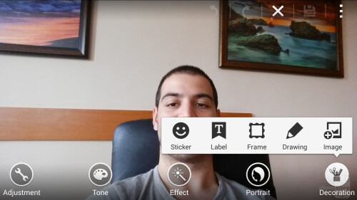 Living with the Samsung Galaxy S5, week 4: the mighty TouchWiz camera