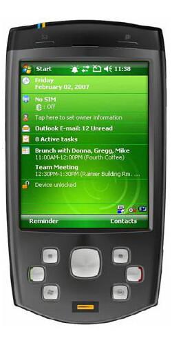 Sirius - Details on future HTC phones