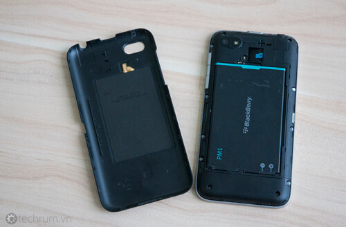 Cancelled BlackBerry Z5