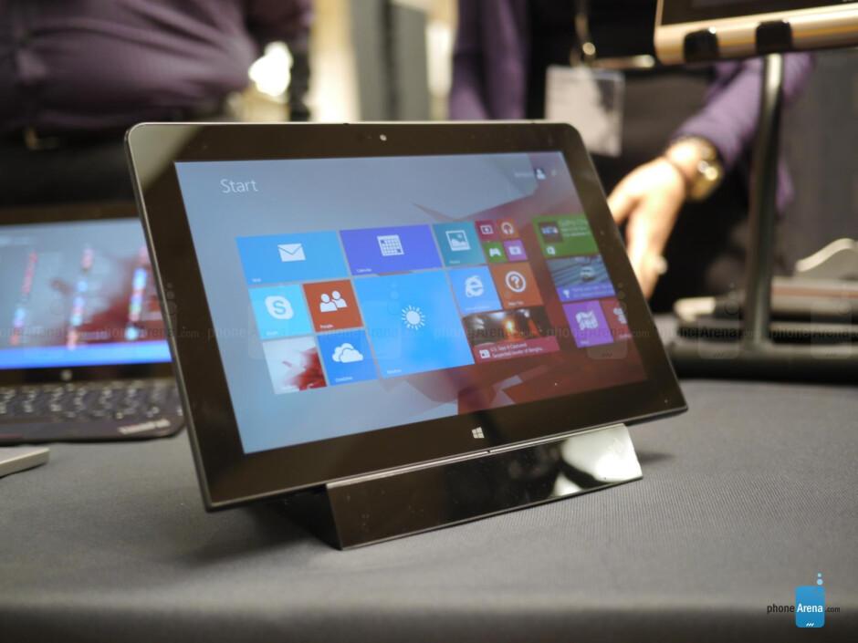 Lenovo ThinkPad 10 hands-on