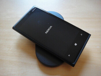 Nokia makes several devices that support the Qi format of wireless charging