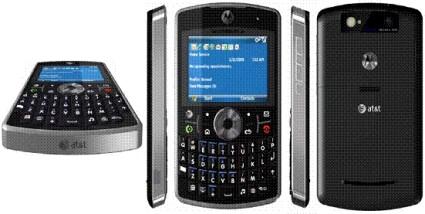Motorola Q Q9 with AT&T branding - Will AT&T get the Moto Q Q9?