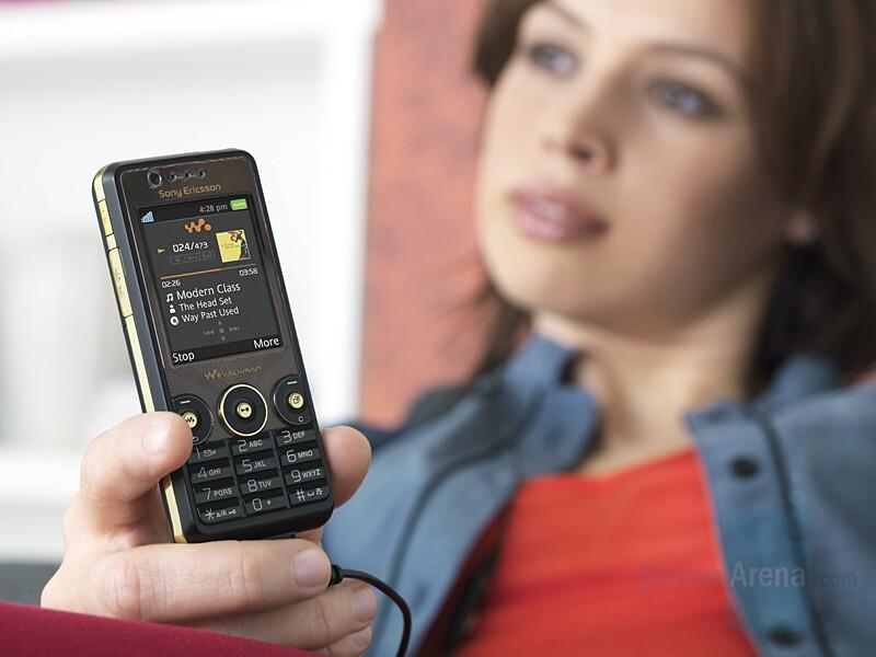 Sony Ericsson W660 - Sony Ericsson announces the W660 stylish Walkman
