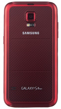 The Samsung Galaxy S5 Sport, exclusive to Sprint