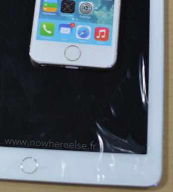 Alleged image of Apple iPad Air 2 reveals Touch ID is aboard