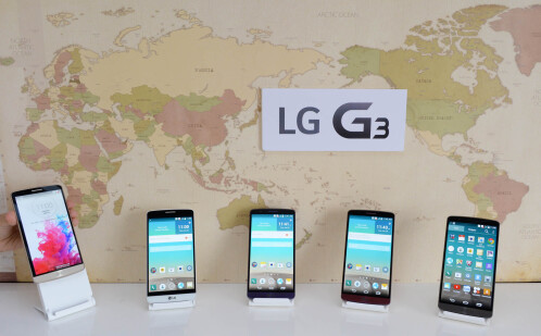 LG G3 global rollout begins on June 27