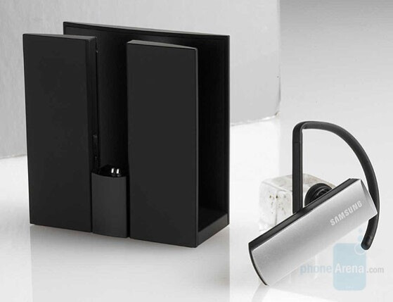 Samsung WEP 420 - Samsung and Bang&Olufsen cooperate for Bluetooth headset