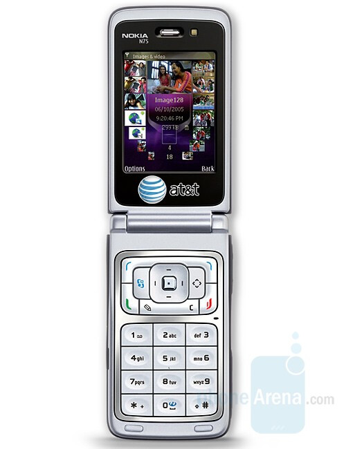 AT&T to launch Nokia N75 in April?