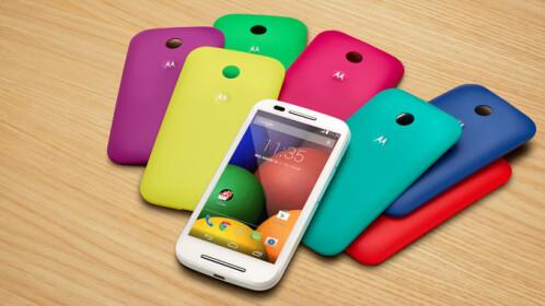 Motorola Moto E ($120)