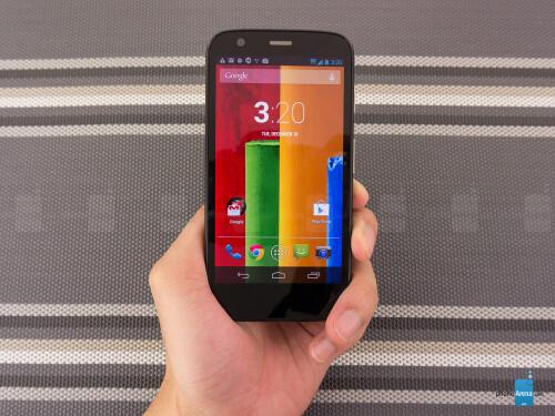 Motorola Moto G ($210)