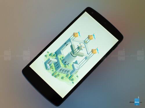 Nexus 5: the budget option