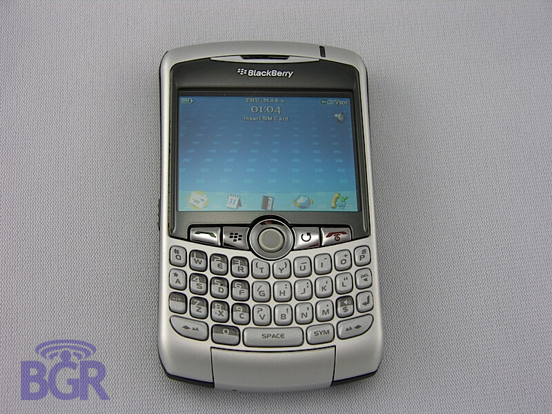 BlackBerry 8320 - BlackBerry 8320 adds WiFi, comes to T-Mobile?