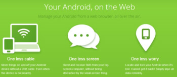 AirDroid lets you control your smartphone from your computer with zero hassle