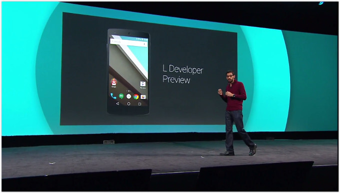 Android L: in-depth look at Google's latest Android update