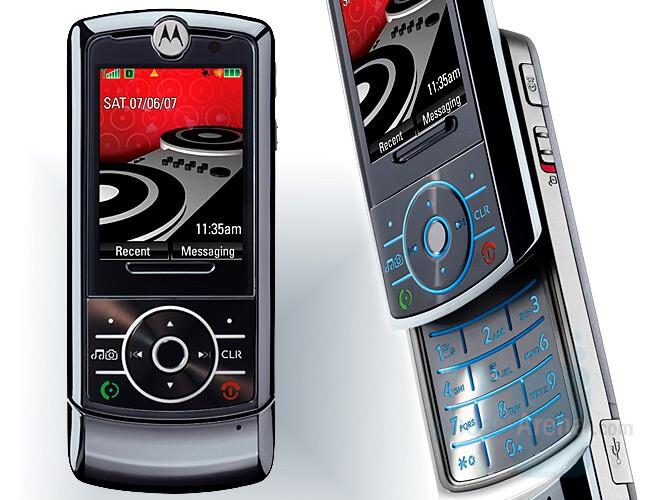 RIZR Z6m - Motorola announces Maxx Ve and CDMA RIZR Z6m for Verizon