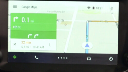Meet Android Auto