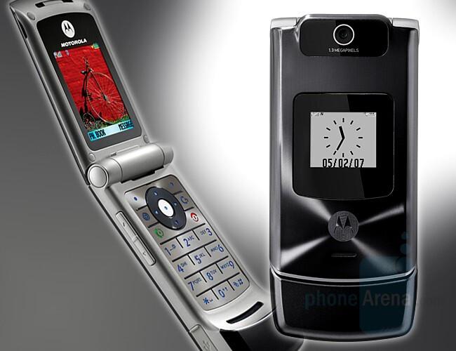 W395 - Clamshells - Motorola announces 5 new budget phones