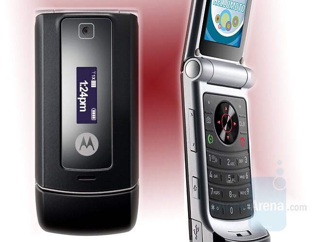 W385 - Clamshells - Motorola announces 5 new budget phones