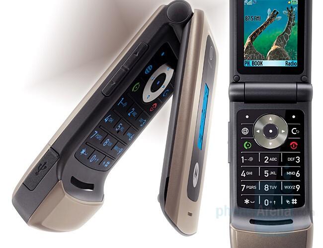 W380 - Clamshells - Motorola announces 5 new budget phones