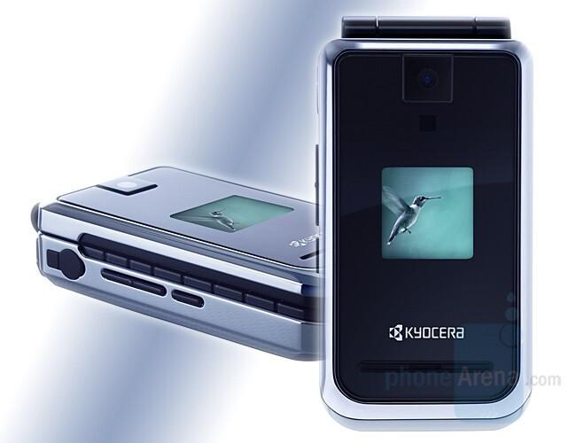 E1000 - Kyocera announces five new CDMA phones