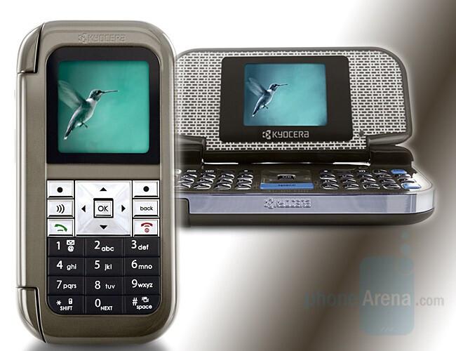 M1000 - Kyocera announces five new CDMA phones