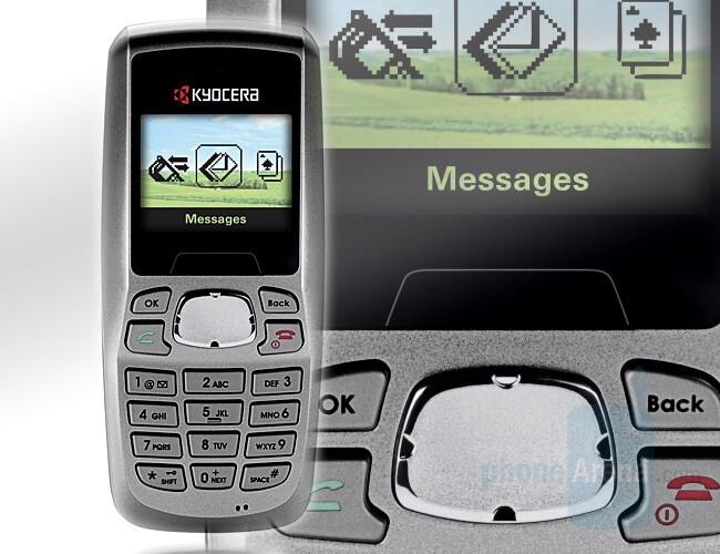 S1000 - Kyocera announces five new CDMA phones