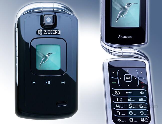 E5000 - Kyocera announces five new CDMA phones