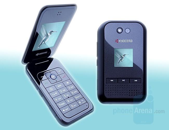 E2000 - Kyocera announces five new CDMA phones