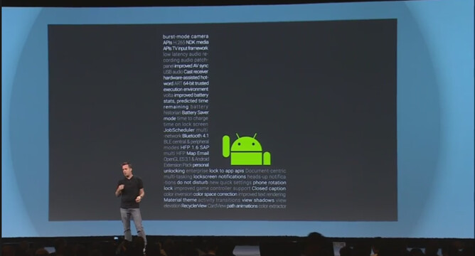 All the 'L'ittle features of Android L