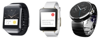 Which Android Wear smartwatch you'd rather buy: Samsung ...